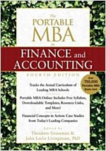 The Portable MBA in Finance and Accounting (Hardcover, 4 Revised edition)