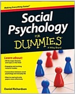 Social Psychology for Dummies (Paperback)