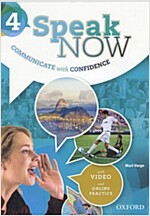 Speak Now: 4: Student Book with Online Practice (Paperback)