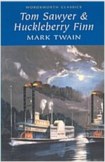 Tom Sawyer & Huckleberry Finn (Paperback)