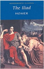 The Iliad (Paperback, New ed)