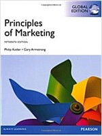 Principles of Marketing (Paperback, 15th)
