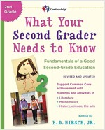 [중고] What Your Second Grader Needs to Know (Revised and Updated): Fundamentals of a Good Second-Grade Education (Paperback)