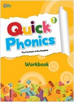 Quick Phonics Workbook Set - 전3권