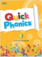 Quick Phonics Student Book Set - 전3권