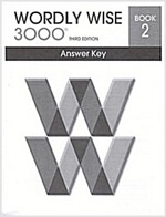 Wordly Wise 3000 Book 2 AK 3rd Edition (Paperback)