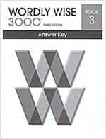 Wordly Wise 3000: Book 3 (Answer Key, 3rd Edition)
