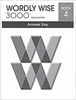 Wordly Wise 3000: Book 4 (Answer Key, 3rd Edition)