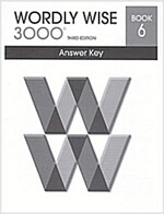 Wordly Wise 3000: Book 6 (Answer Key, 3rd Edition)