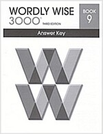 Wordly Wise 3000: Book 9 (Answer Key, 3rd Edition)