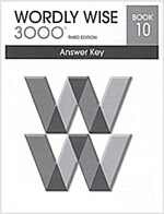 Wordly Wise 3000: Book 10 (Answer Key, 3rd Edition)