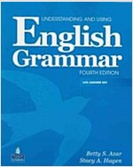 Understanding and Using English Grammar with Audio CDs and Answer Key [With 2 CDs] (Paperback, 4)