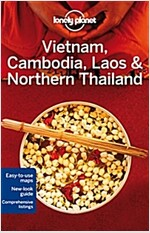 Lonely Planet Vietnam, Cambodia, Laos & Northern Thailand (Paperback, 4, Revised)