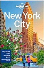 Lonely Planet New York City (Paperback, 9, Revised)