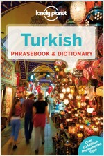 Lonely Planet Turkish Phrasebook & Dictionary (Paperback, 5, Revised)