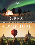 Great Adventures: Experience the World at Its Breathtaking Best (Paperback)