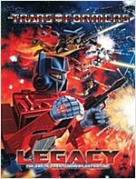 Transformers Legacy: The Art of Transformers Packaging (Hardcover)