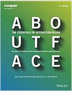 About Face: The Essentials of Interaction Design (Paperback, 4, Revised)