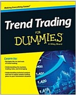 Trend Trading for Dummies (Paperback)