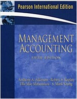 Management Accounting (Paperback, 5th International Edition)
