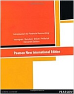 Introduction to Financial Accounting:Pearson New International Edition (Paperback, 11 ed)
