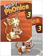 [세트] Smart Phonics 3 Pack(SB+WB, New Edition)