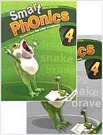 [세트] Smart Phonics 4 Pack(SB+WB, New Edition)