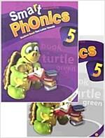 [세트] Smart Phonics 5 Pack(SB+WB, New Edition)