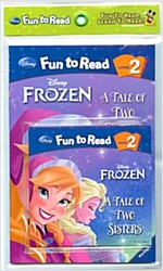 Frozen : A Tale of Two Sisters (Paperback + Workbook + Audio CD 1장)