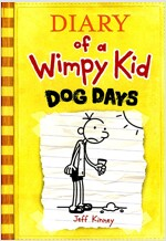 Dog Days (Diary of a Wimpy Kid #4) (Hardcover)