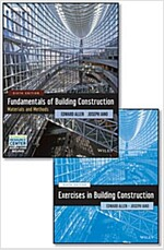 Fundamentals of Building Construction, Sixth Edition with Interactive Resource Center Access Card and Construction Exercises (Hardcover, 6th)