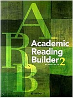 [중고] Academic Reading Builder 2 (교재 + MP3 CD 1개)