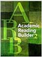 [중고] Academic Reading Builder 2 (교재 + MP3 CD 1개)
