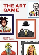 The Art Game : Artists' Trump Cards (Cards)