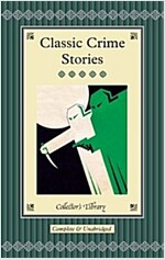 Classic Crime Stories (Hardcover)
