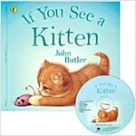 노부영 If You See a Kitten (Paperback + CD) (Paperback + CD)