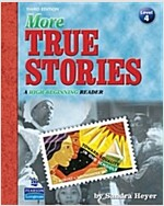 More True Stories: A High-Beginning Reader [With CDROM] (Paperback, 3)