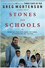 [중고] Stones Into Schools: Promoting Peace with Books, Not Bombs, in Afghanistan and Pakistan (Hardcover)