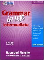 [중고] Grammar in Use Intermediate Student's Book with Answers , Korean Edition: Self-Study Reference and Practice for Students of American English [Wit (Hardcover, 3)