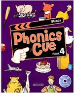 Phonics Cue 4 : Blends (Student Book + CD 1장)