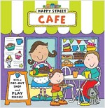 Happy Street: Cafe (Board Book)