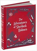 Adventures Of Sherlock Holmes (Hardcover)