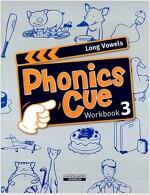 Phonics Cue 3 : Long Vowels (Workbook)