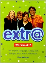 [중고] Extra Workbook 2: Episode 16-30 (Paperback)