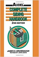Complete Siding Handbook: Installation Maintenance Repair (Paperback, 2)