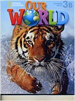 National Geographic Our World 3B SB (Paperback +  2 CDs)