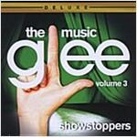 [중고] Glee: The Music, Volume 3 Showstoppers (Deluxe)