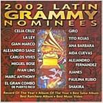 [중고] 2002 Latin Grammy Nominees