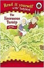 [중고] Read It Yourself Level 1 : The Enormous Turnip (Hardcover)
