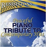[중고] Renditions: Peaceful Piano Contemporary Hits